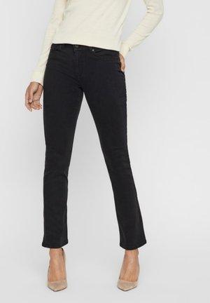 VMPETRA  - Bootcut jeans - black