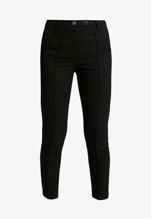 VMMAISELMA PANT - Spodnie materiałowe - black