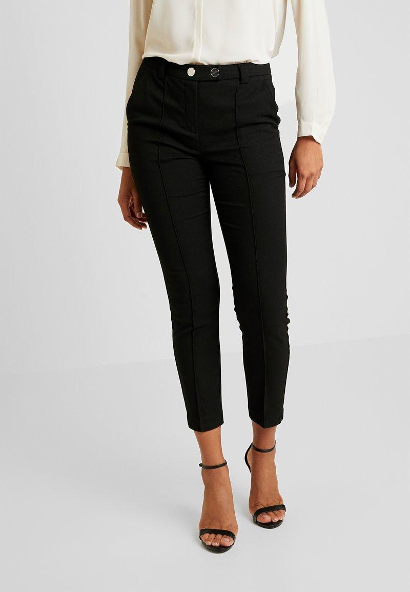 Vero Moda - VMMAISELMA PANT - Pantalon classique - black