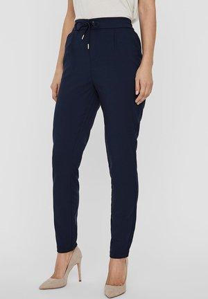 Trousers - navy blazer