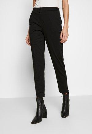VMBELLA SELMA PANTS - Broek - black