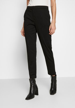 VMBELLA SELMA PANTS - Trousers - black