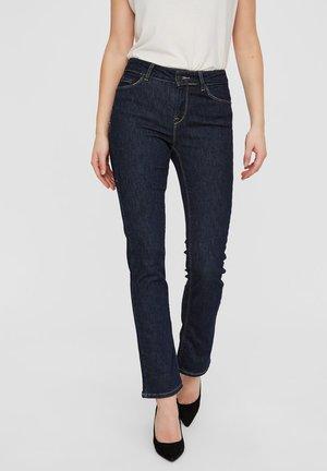 Jeansy Slim Fit - dark blue denim