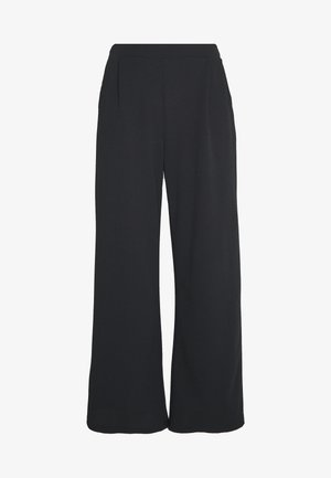 VMMARIA WIDE PANT - Broek - black