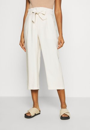 VMEMILY CULOTTE PANT - Broek - birch