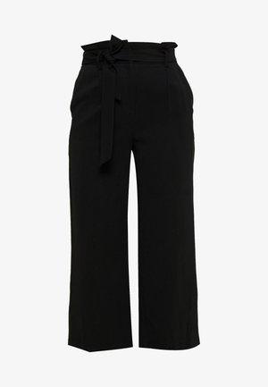 VMEMILY CULOTTE PANT - Kangashousut - black