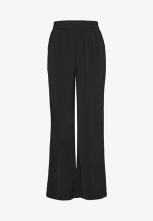 VMKARINA WIDE PANT  - Trousers - black