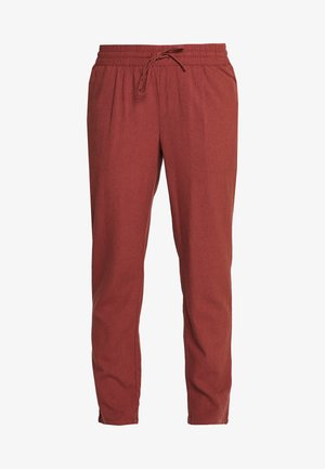 VMHELENMILO ANCLE PANT - Trousers - sable