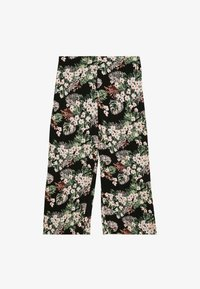 Vero Moda - VMSIMPLY EASY CULOTTE PANT - Trousers - black - 0