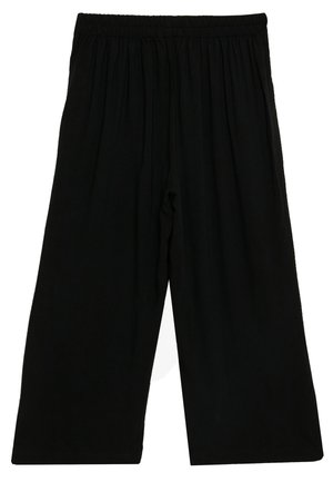 VMSIMPLY EASY CULOTTE PANT - Bukse - black