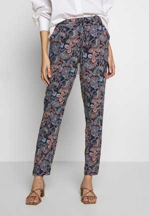 VMSIMPLY EASY LOOSE PANT - Kalhoty - night sky