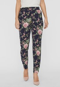 Vero Moda - Trousers - night sky - 0