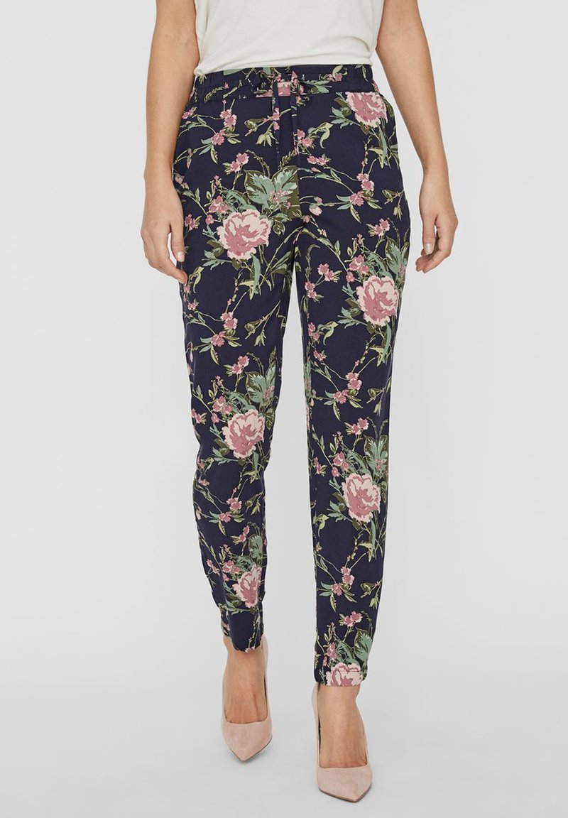 Vero Moda - Trousers - night sky