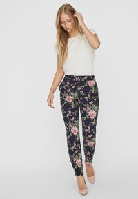Vero Moda - Trousers - night sky - 1
