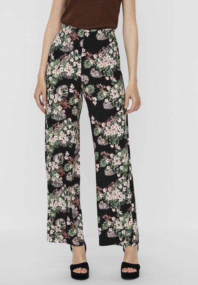 Pantalon classique - black 3