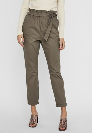 Trousers - bungee cord