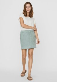 Vero Moda - Gonna a campana - green milieu - 1