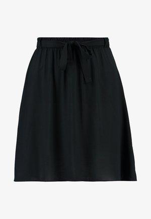 VMBOCA SHORT SKIRT - A-line skirt - black