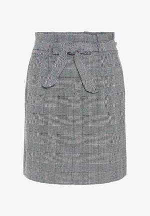 VMEVA - Áčková sukně - grey