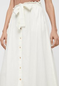 Vero Moda - A-line skirt - snow white - 3