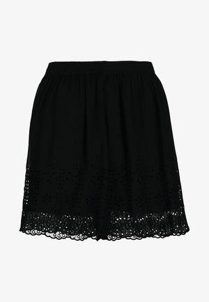 VMAISHA SHORT SKIRT - A-line skirt - black