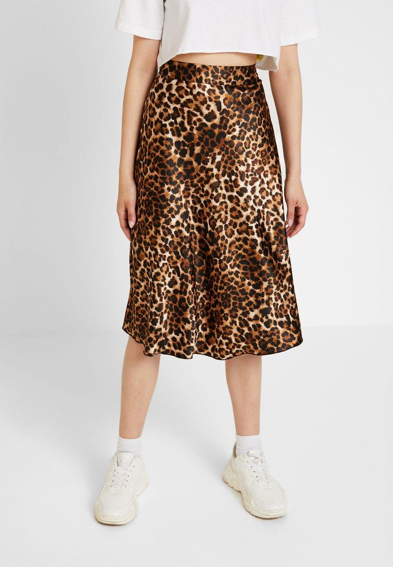 Vero Moda - VMCHRISTAS SKIRT - A-line skirt - birch