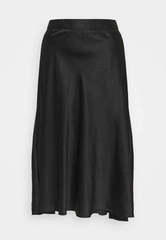 VMCHRISTAS - A-linjekjol - black