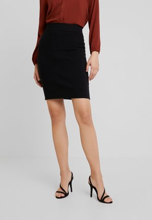 VMFRESNO PENCIL SKIRT - Kynähame - black
