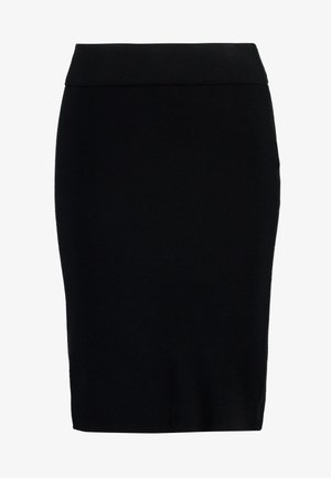 VMFRESNO PENCIL SKIRT - Kokerrok - black