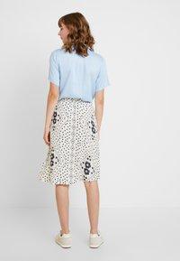 Vero Moda - VMNICE SKIRT - A-line skirt - birch - 2