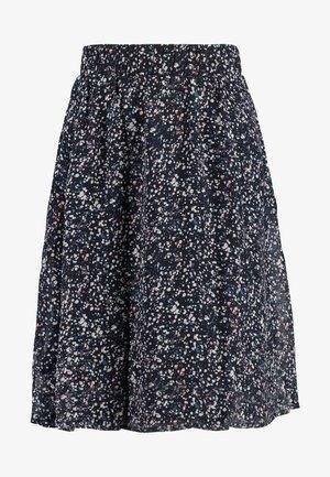 VMLIESA SKIRT - A-line skirt - navy blazer
