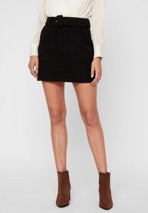 VMBLAIRE - Mini skirt - black