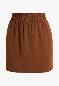 Vero Moda - VMJARROW SHORT SKIRT - A-line skirt - tortoise - 3