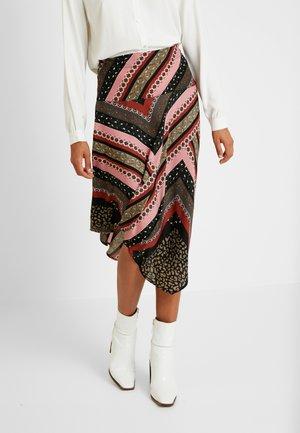 VMVERMA SKIRT - A-line skirt - mesa rose