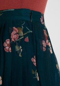 Vero Moda - VMFALLIE PLEATED SKIRT - Pleated skirt - ponderosa pine/fallie - 4