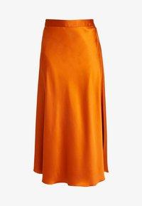 Vero Moda - VMCHRISTAS  - Plisovaná sukně - cinnamon stick - 3