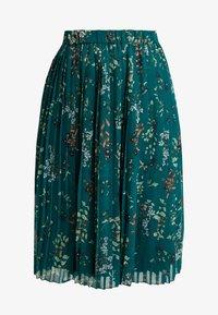 Vero Moda - VMJULIE SKIRT - Áčková sukně - atlantic deep/aopjulie - 3