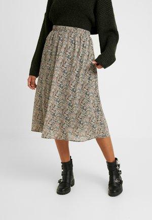 VMJOSEPHINE SKIRT VMA - A-line skirt - birch