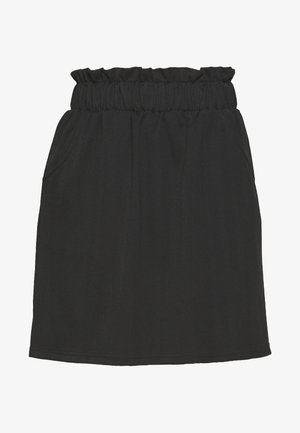 VMISADORA SKIRT - Spódnica trapezowa - black
