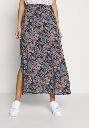 VMSIMPLY EASY MAXI SKIRT - Jupe trapèze - night sky