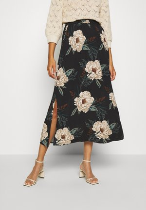 VMSIMPLY EASY SKIRT - A-line skjørt - black