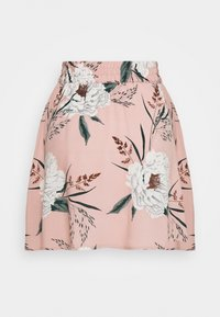 Vero Moda - VMSIMPLY EASY SKATER SKIRT - Gonna a campana - misty rose - 1