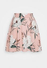 Vero Moda - VMSIMPLY EASY SKATER SKIRT - Gonna a campana - misty rose - 0