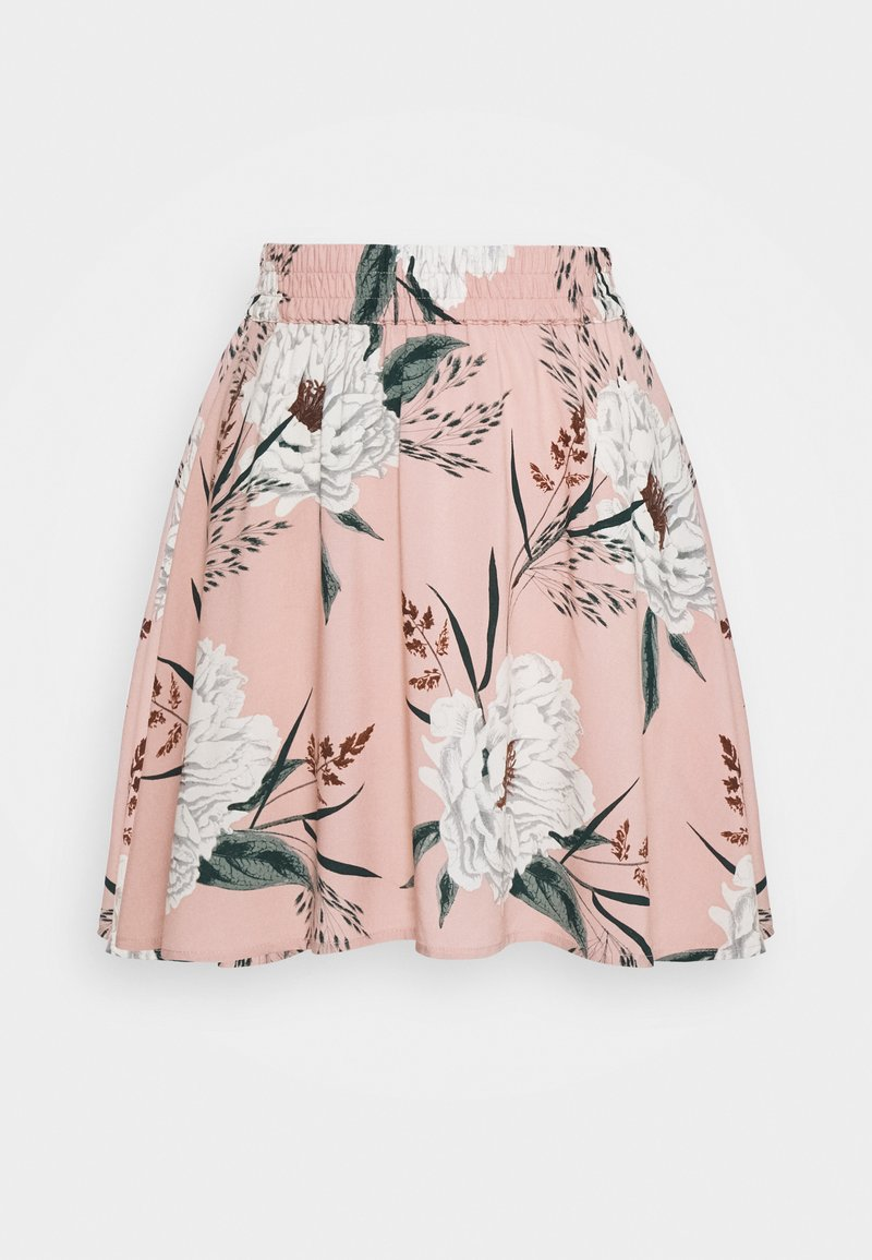 Vero Moda - VMSIMPLY EASY SKATER SKIRT - Gonna a campana - misty rose
