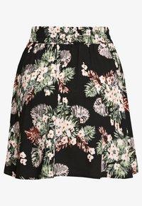 Vero Moda - VMSIMPLY EASY SKATER SKIRT - A-line skirt - black - 1