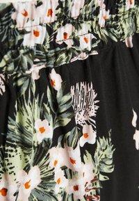 Vero Moda - VMSIMPLY EASY SKATER SKIRT - A-line skirt - black - 2