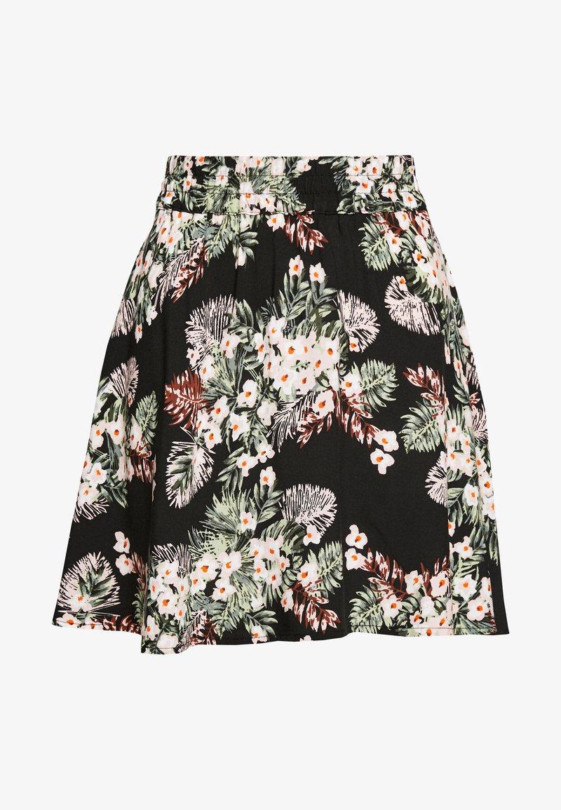 Vero Moda - VMSIMPLY EASY SKATER SKIRT - A-line skirt - black