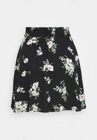 Vero Moda - VMSIMPLY EASY SKATER SKIRT - Gonna a campana - black - 1