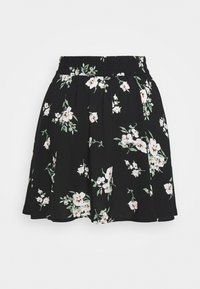 Vero Moda - VMSIMPLY EASY SKATER SKIRT - A-Linien-Rock - black - 4