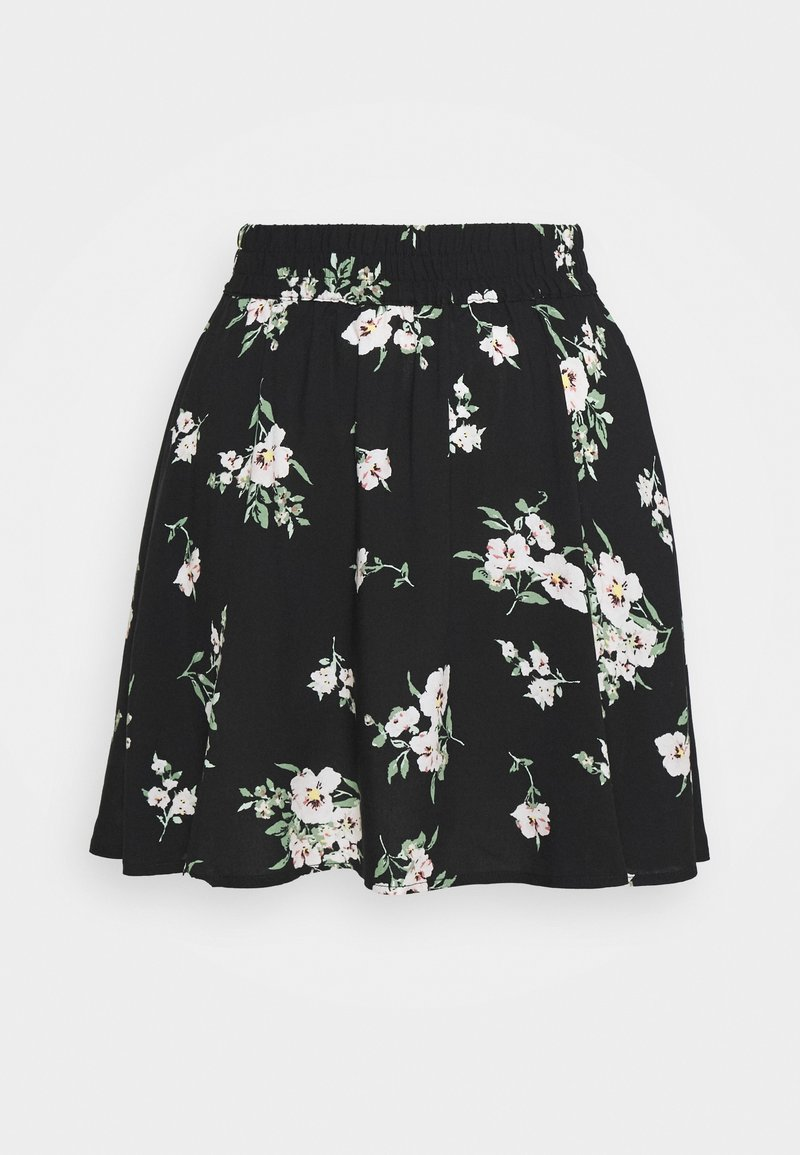 Vero Moda - VMSIMPLY EASY SKATER SKIRT - Gonna a campana - black